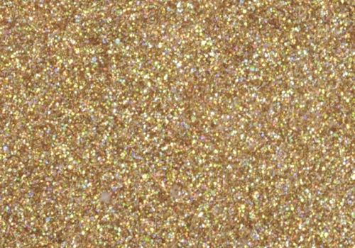 Glitter glue Glitterfarbe 50 ml gold regenbogen