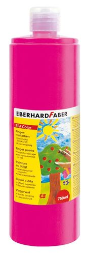 EFA Fingermalfarbe 750 ml magenta hell