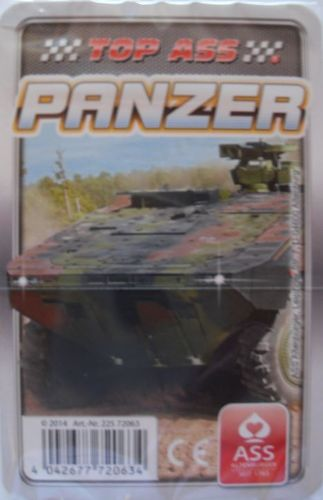 TOP ASS Quartett Panzer 2014