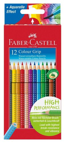 FC Farbstift Colour Grip 12er